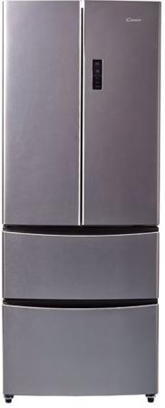 Холодильник Candy CCMN 7182 IXS холодильник candy ccpf 6180sru