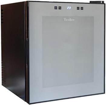 Винный шкаф TESLER WCV-160 морозильник tesler rf 90 белый