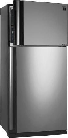 Холодильник Sharp SJ-XE55PMSL холодильник sharp sjxp59pgsl