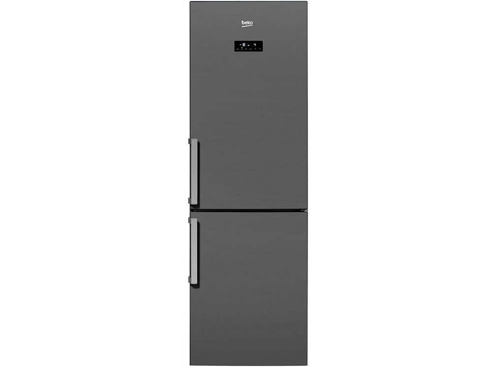 Холодильник Beko RCNK321E21A встраиваемый холодильник beko cbi 7771