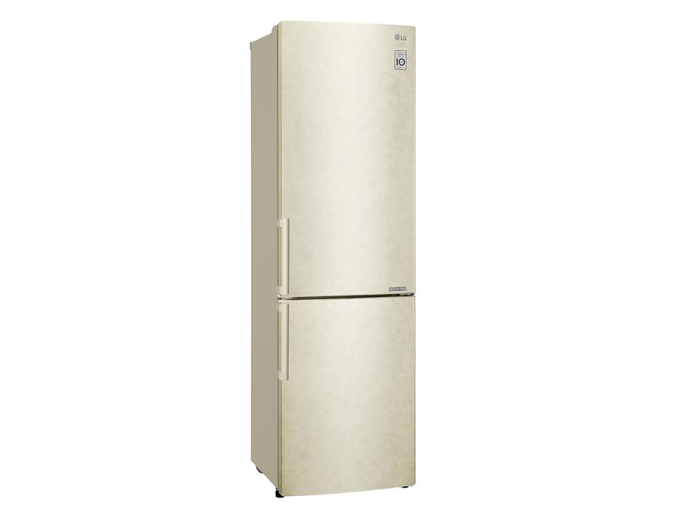 лучшая цена Холодильник LG GA-B499YECZ