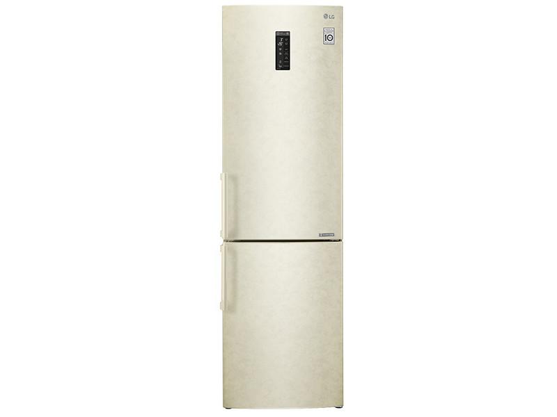 лучшая цена Холодильник LG GA-B499YEQZ