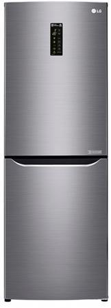 Холодильник LG GA-B389SMQZ холодильник lg ga b429smcz silver