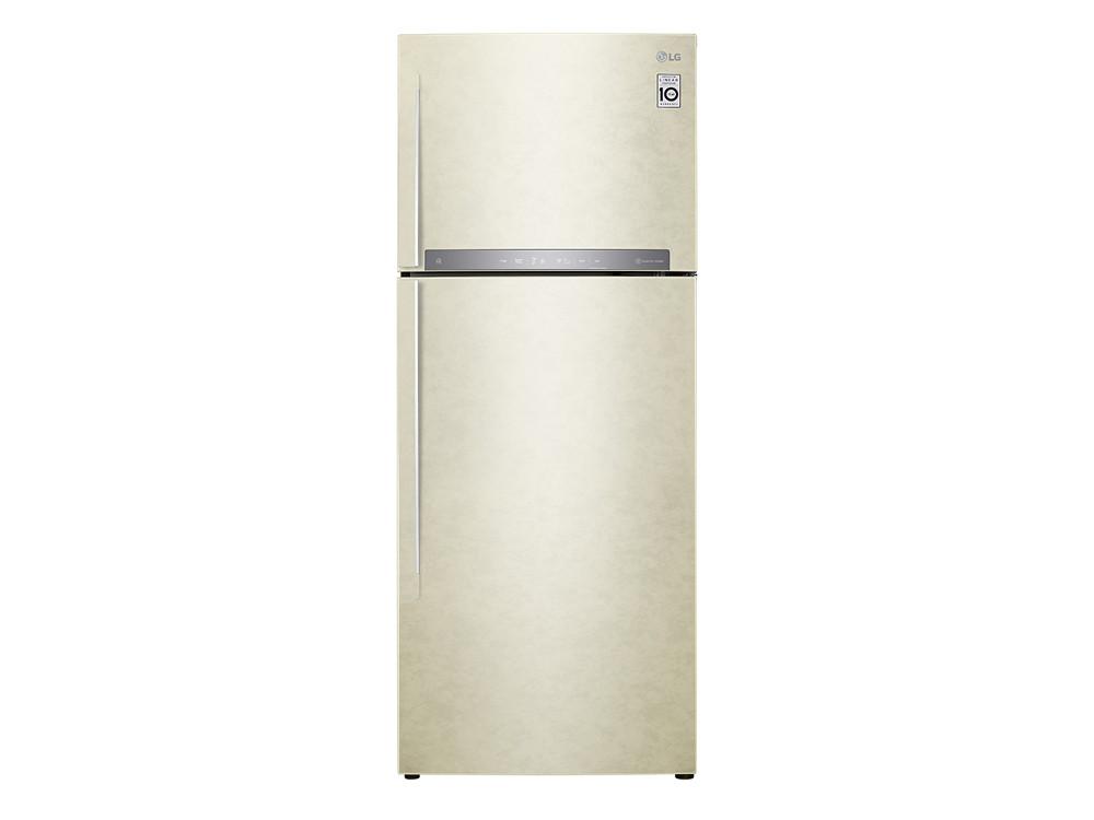 Холодильник LG GC-H502HEHZ холодильник lg gc b247jeuv бежевый двухкамерный