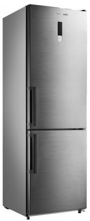 Холодильник SHIVAKI BMR-1881DNFX холодильник shivaki sdr 054s