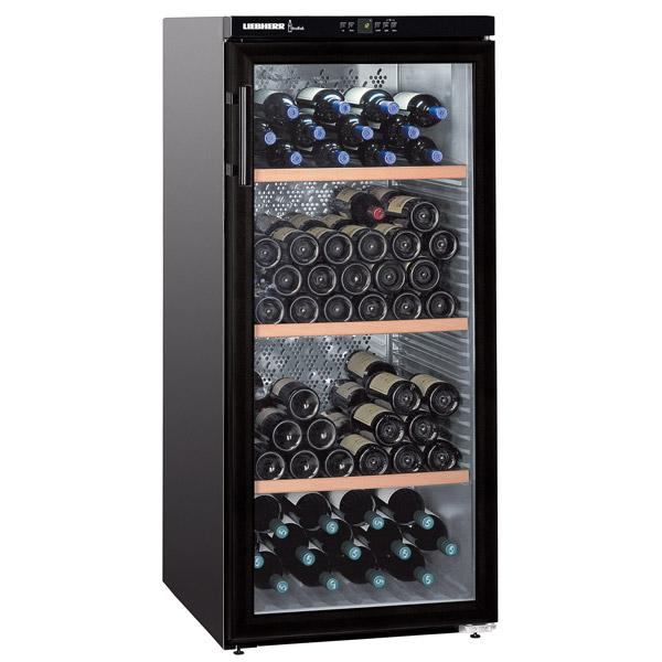 Винный шкаф LIEBHERR WKb 3212 винный шкаф liebherr wti 2050 wti 20500 vinidor