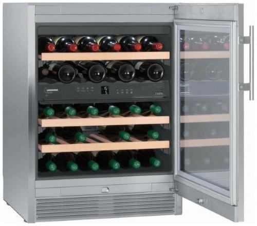 Винный шкаф LIEBHERR WTes 1672 винный шкаф liebherr wti 2050 wti 20500 vinidor