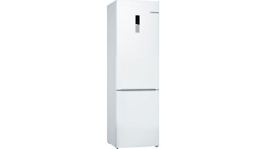 Холодильник BOSCH KGE39XW2AR холодильник bosch kgn36vw2ar