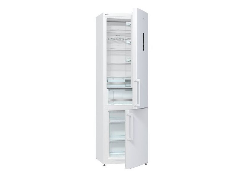 Холодильник GORENJE NRK6201MW холодильник gorenje nrk621cli