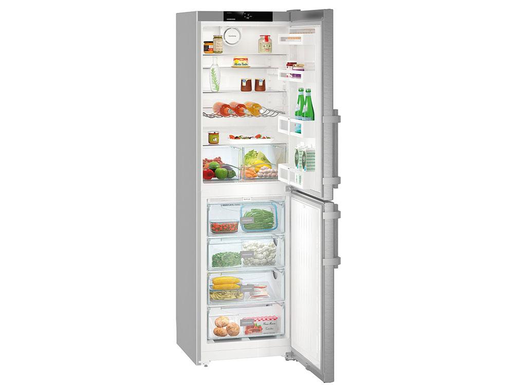 Холодильник LIEBHERR CNef 3915 двухкамерный холодильник liebherr cnef 3915