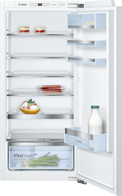 Встраиваемый холодильник BOSCH KIR41AF20R встраиваемый однокамерный холодильник bosch kul 15 a 50