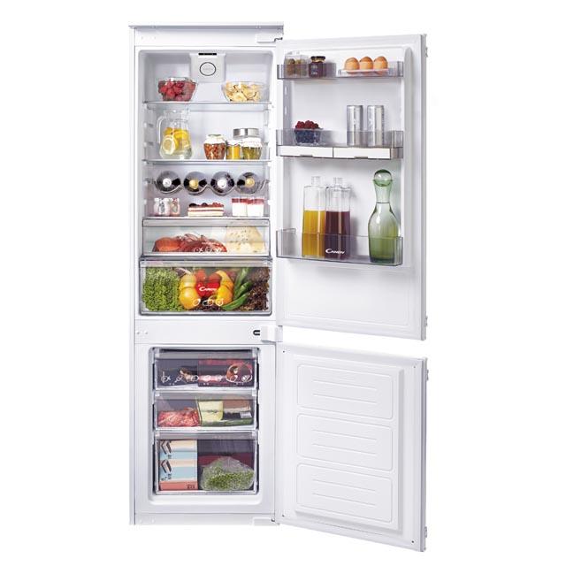 Встраиваемый холодильник CANDY CKBBS 172 FT холодильник candy ckhf 6180isru