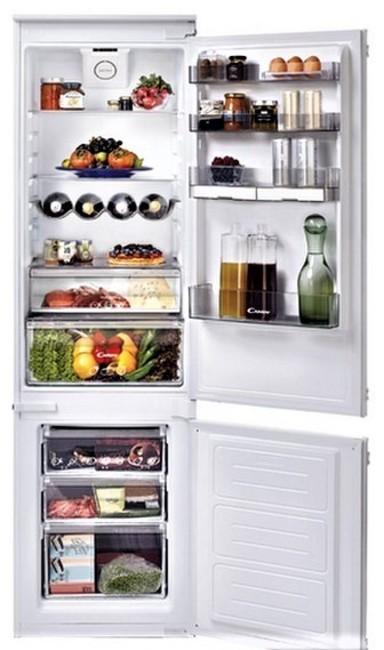 Встраиваемый холодильник CANDY CKBBS 182 холодильник candy ccpf 6180sru