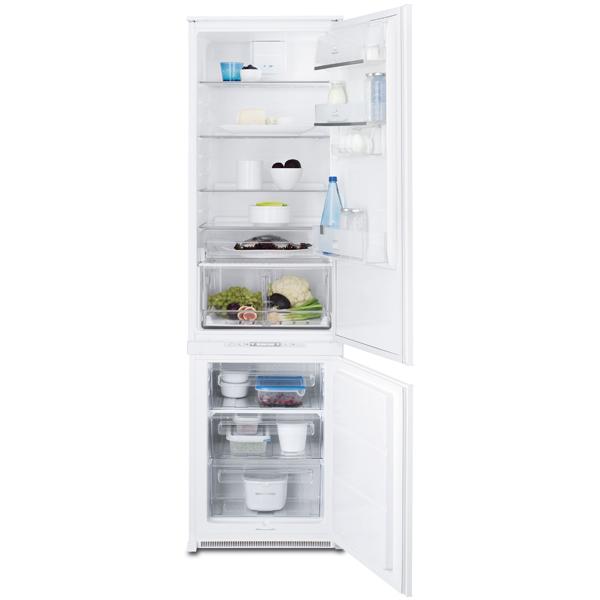 Встраиваемый холодильник ELECTROLUX ENN3153AOW встраиваемый холодильник electrolux enn 92803 cw