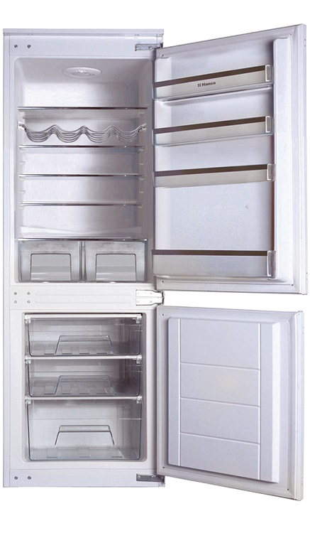 Встраиваемый холодильник HANSA BK315.3 встраиваемый холодильник asko r2282i