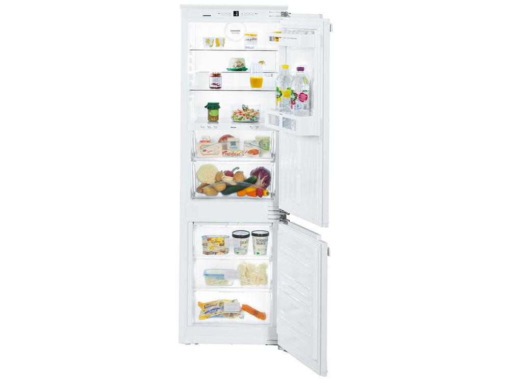 Встраиваемый холодильник LIEBHERR ICBN 3324 встраиваемый холодильник liebherr icus 3324 белый