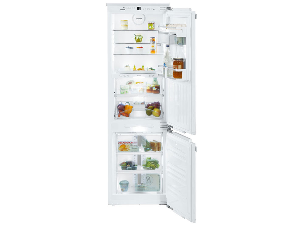 Встраиваемый холодильник LIEBHERR ICBN 3376 встраиваемый двухкамерный холодильник liebherr icbn 3324 21