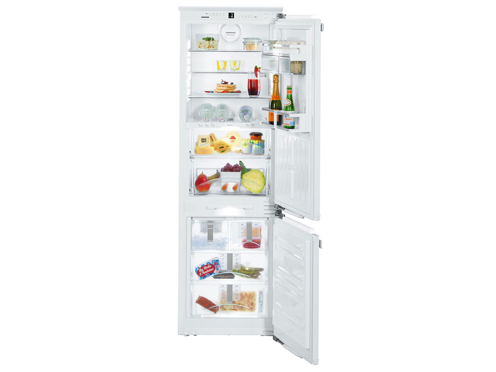 Встраиваемый холодильник LIEBHERR ICBN 3386 встраиваемый двухкамерный холодильник liebherr icbn 3324 21