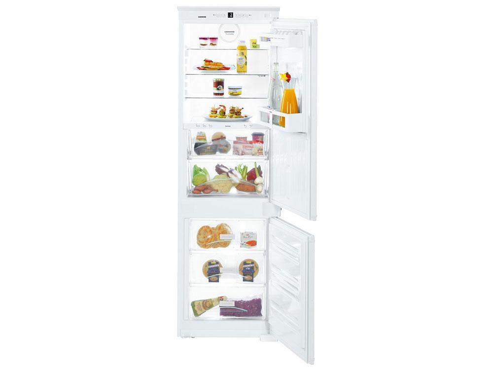 встраиваемый многокамерный холодильник liebherr ecbn 6256 22 Встраиваемый холодильник LIEBHERR ICBS 3324