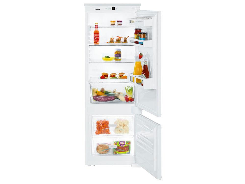 встраиваемый многокамерный холодильник liebherr ecbn 6256 22 Встраиваемый холодильник LIEBHERR ICUS 2924