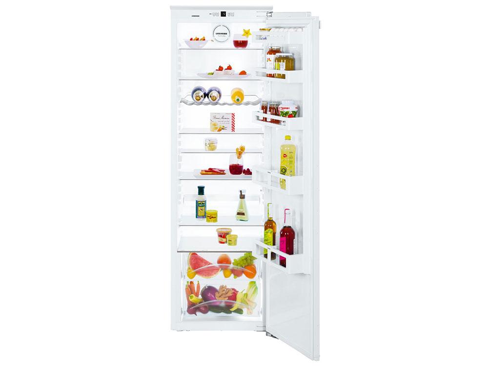 встраиваемый многокамерный холодильник liebherr ecbn 6256 22 Встраиваемый холодильник LIEBHERR IK 3520