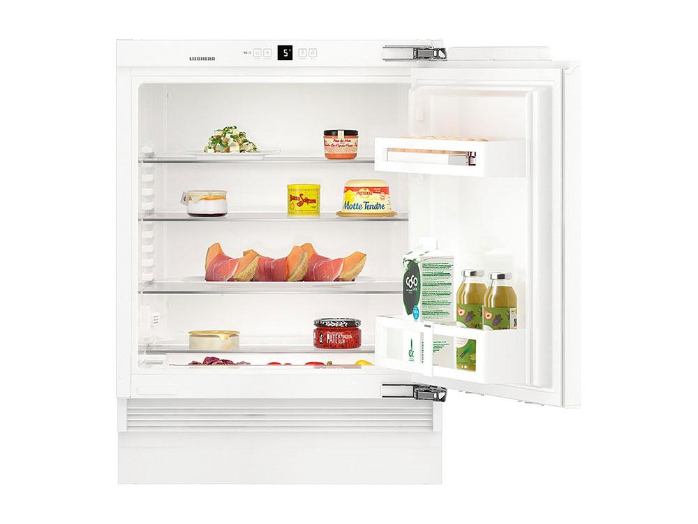 встраиваемый многокамерный холодильник liebherr ecbn 6256 22 Встраиваемый холодильник LIEBHERR UIK 1510