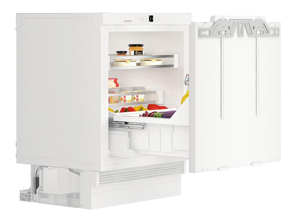 встраиваемый многокамерный холодильник liebherr ecbn 6256 22 Встраиваемый холодильник LIEBHERR UIKo 1560