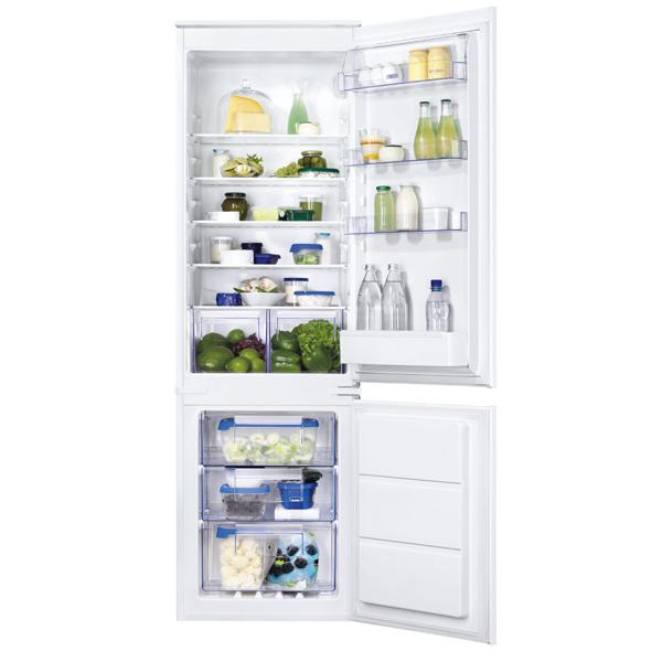 Встраиваемый холодильник ZANUSSI ZBB928651S
