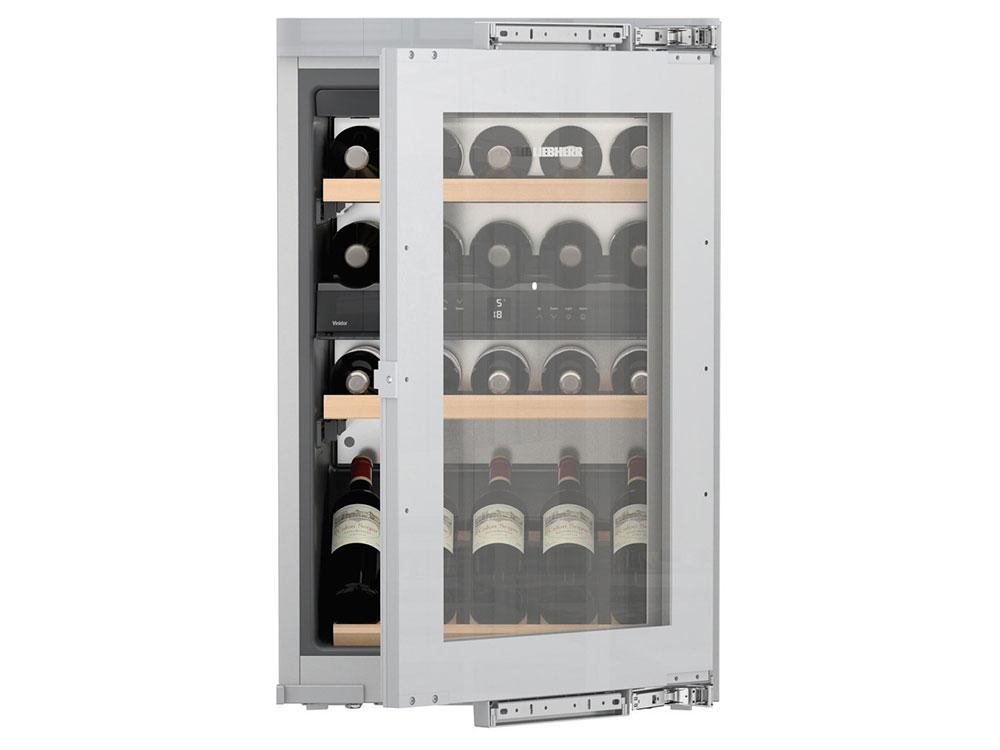 Встраиваемый винный шкаф LIEBHERR EWTdf 1653 цена