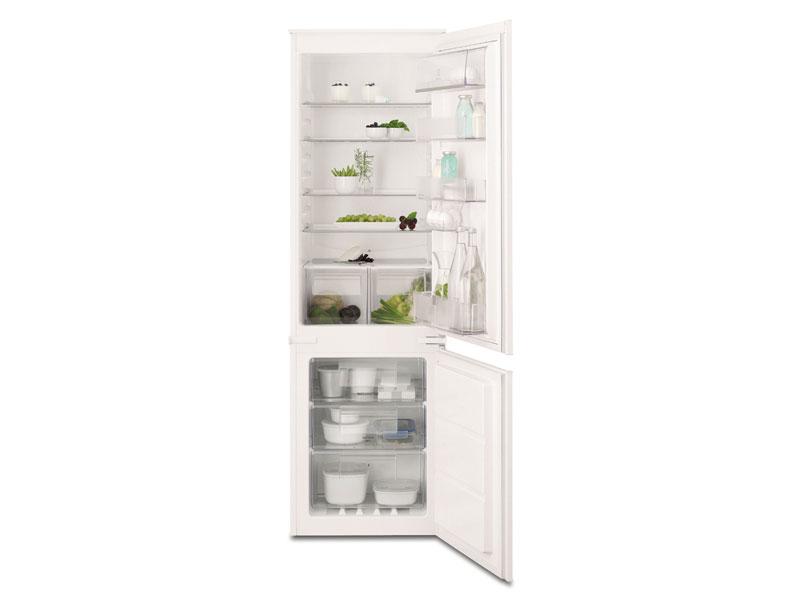 Встраиваемый холодильник ELECTROLUX ENN92841AW встраиваемый холодильник electrolux enn 92803 cw