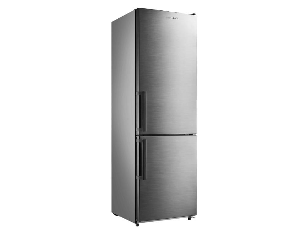 Холодильник Shivaki BMR-1883NFX shivaki shrf 54chs