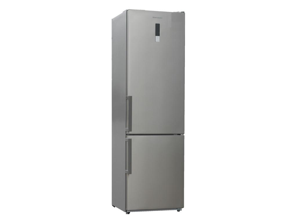 Холодильник SHIVAKI BMR-2013DNFX электрическа теплова пушка shivaki shif el60y