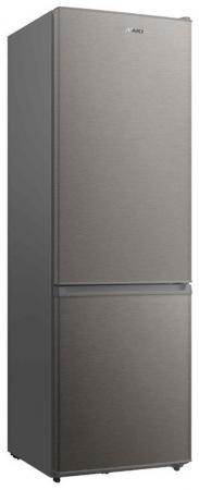 Холодильник SHIVAKI BMR-1881NFX холодильник shivaki sbs 615dnfw