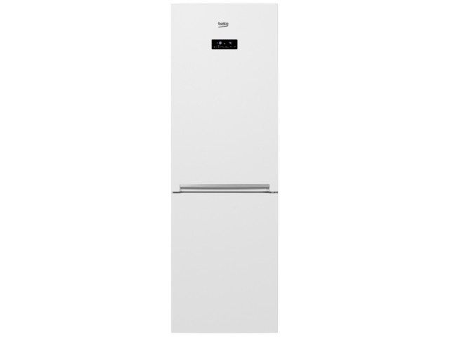 Холодильник BEKO RCNK356E20W холодильник beko rcnk321e21s