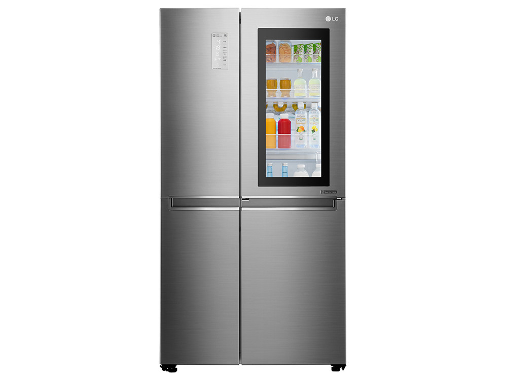 Холодильник LG GC-Q247CABV холодильник lg gc m257ugbm