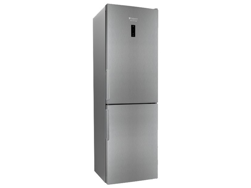 Холодильник Hotpoint-Ariston HF 5181 X холодильник hotpoint ariston hf 5200 s двухкамерный серебристый