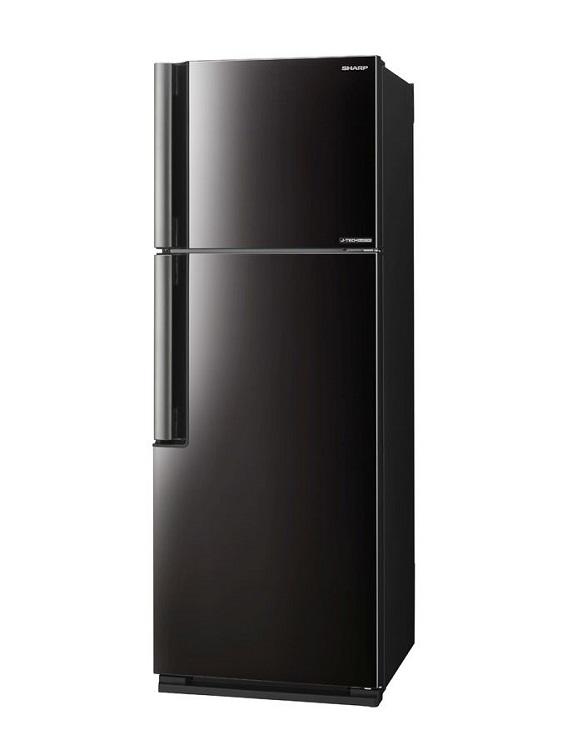 Холодильник SHARP SJ-XE39PMBK холодильник sharp sj xe39pmbk