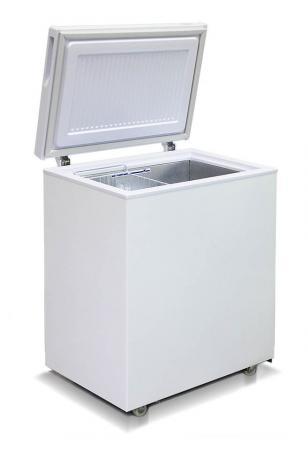 Морозильный ларь Бирюса 155VK морозильный ларь haier hce 203 r