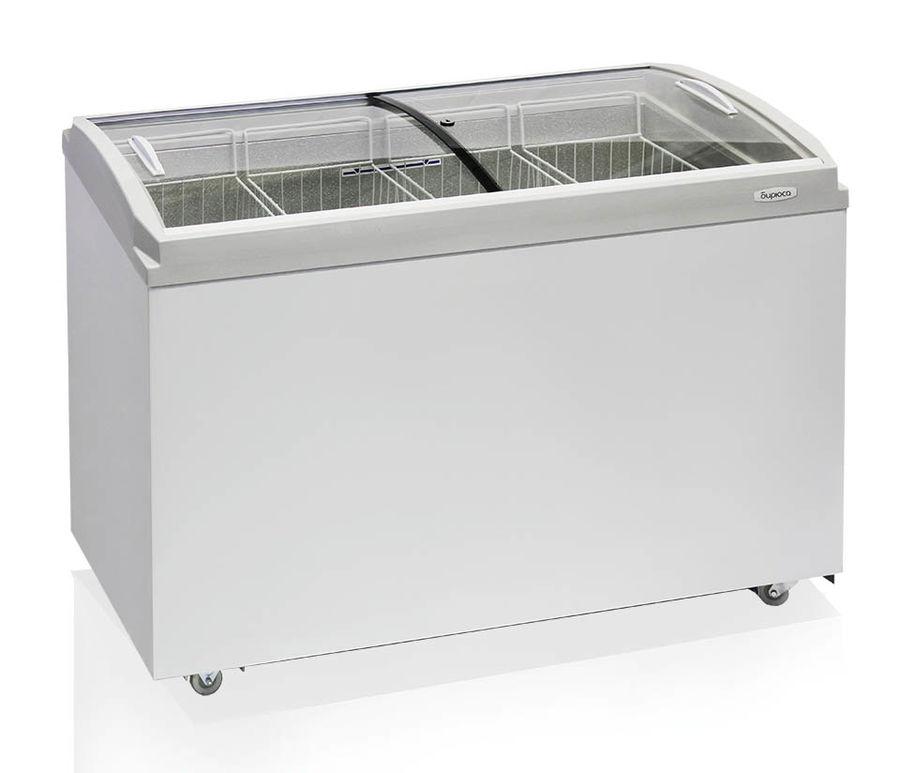Морозильный ларь Бирюса 355VCZQ морозильный ларь bravo xf 212ja