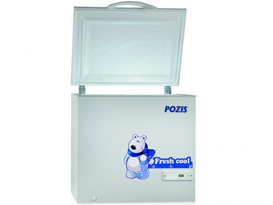 Морозильный ларь Pozis FH-256-1 морозильный ларь haier hce 203 r