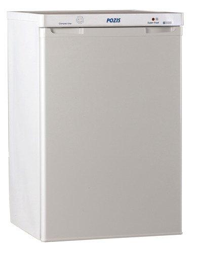Морозильная камера Pozis FV-108 С белый морозильная камера shivaki sfr 185w