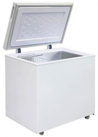 Морозильный ларь Бирюса 200VK морозильный ларь бирюса 560vdk