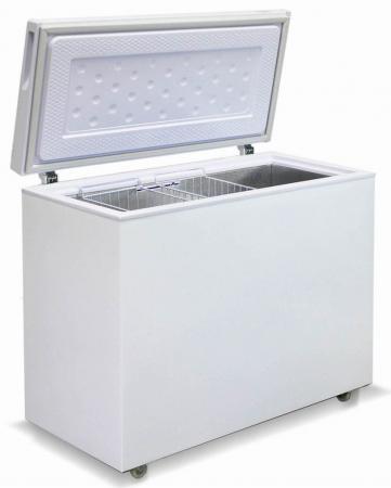 Морозильный ларь Бирюса 285VK морозильный ларь haier hce 429 r