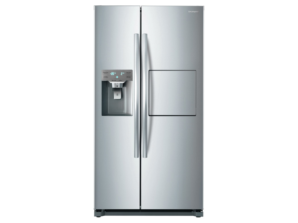 Холодильник Side by Side DAEWOO FRN-X22F5CS холодильник daewoo frn x22b5cw