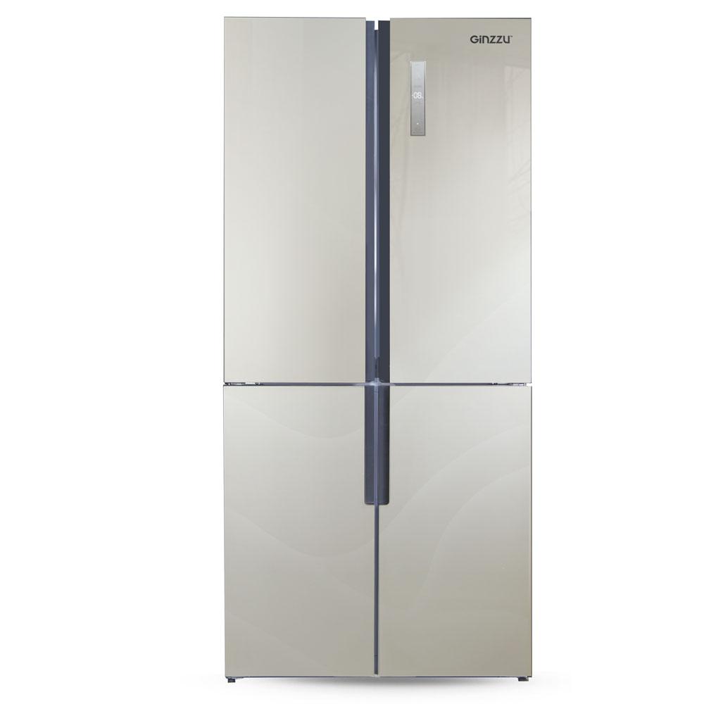 Холодильник Ginzzu NFK-510 White цены