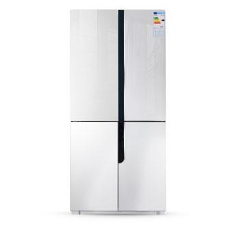 Холодильник Ginzzu NFK-500 White цены