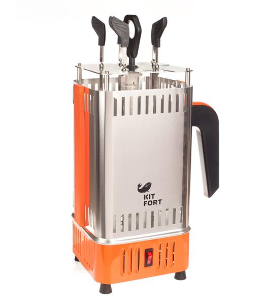 Шашлычница электрическая KITFORT КТ-1403 купить электрическая шашлычница серии st 746