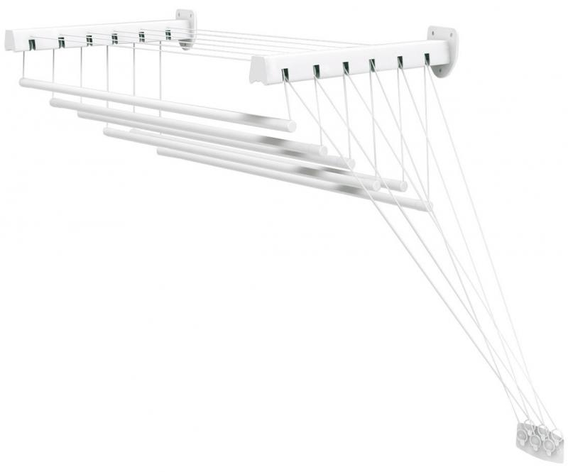 Сушилка для белья Gimi Lift 120 настенная. Производитель: Gimi, артикул: 0456848