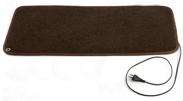 Сушилка для обуви ТЕПЛЫЙ КОВРИК ТК-3 коричневый от OLDI