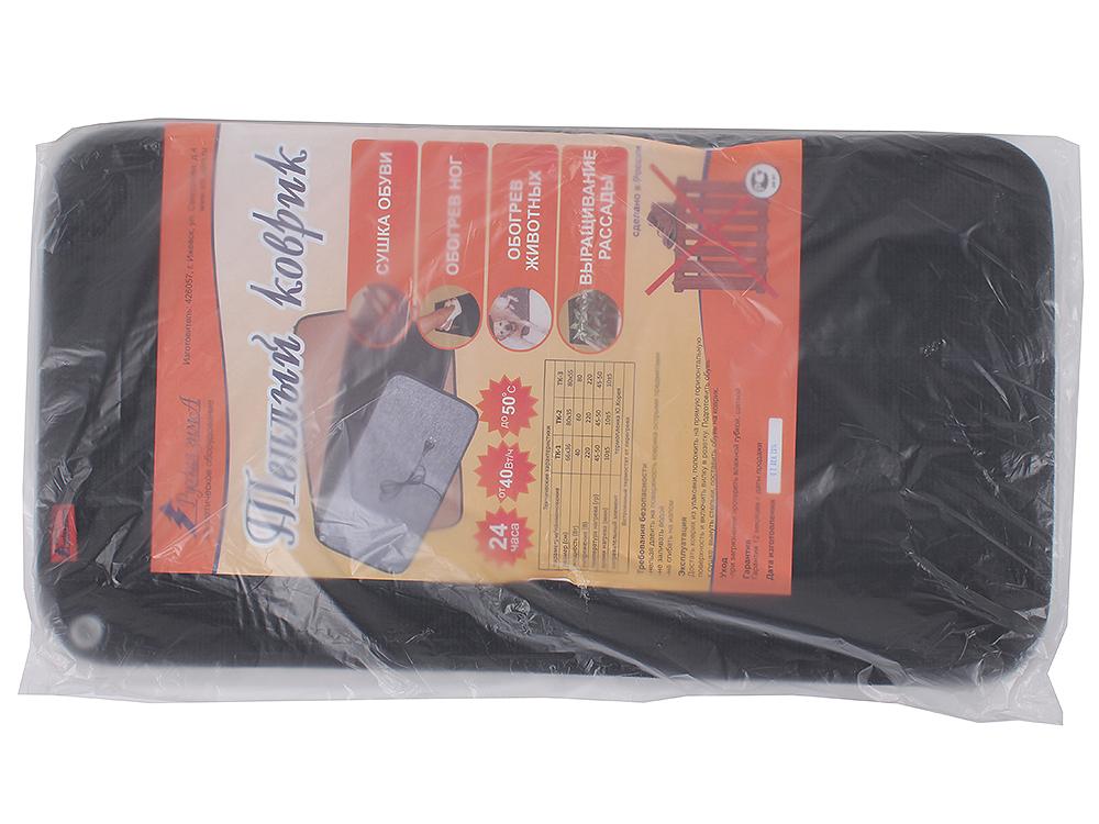 Сушилка для обуви коврик ТК-1 черный от OLDI